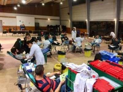 Bagnac-sur-Célé. Le don du sang marque le pas