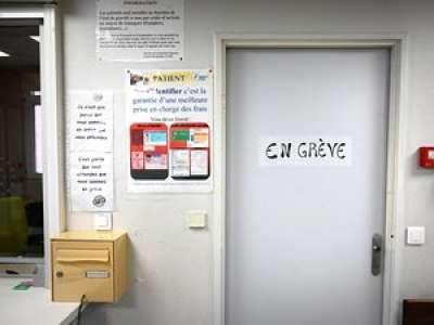 Urgencesde l'hôpital d'Albi : la direction fait des annonces, la grève se poursuit