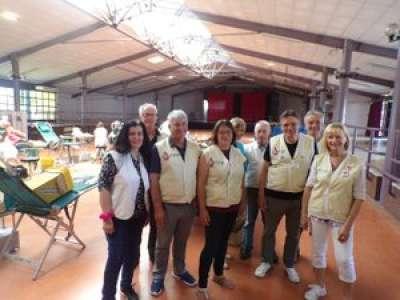 Don du sang : 802 donneurs castelsarrasinois en 2019