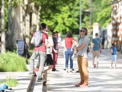 Coronavirus : dans le centre-ville de Toulouse, un sentiment de déconfinement avant l'heure