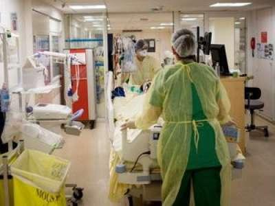 Coronavirus : 121 nouvelles hospitalisations ce dimanche, un chiffre en très légère hausse