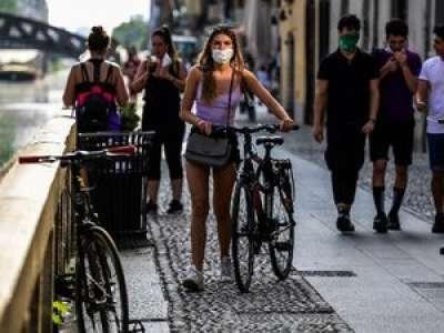 Italie : le coronavirus présent dans des eaux usées dès décembre 2019, selon une étude