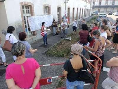 Montauban. Les syndicats s'alarment de l'avenir de l'unité Voisin de psychiatrie