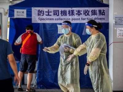 Virus: accélération inexorable de la pandémie, nouvelles restrictions sanitaires