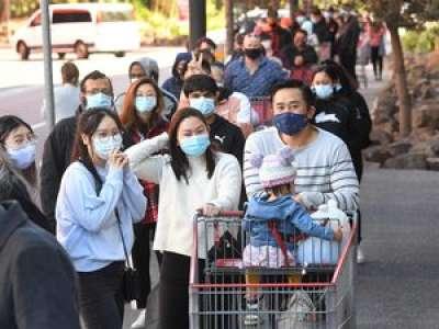 Covid-19 : plus de 18 millions de personnes contaminées par le virus