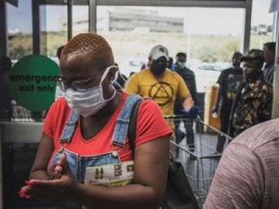 Coronavirus : plus d'un million de cas déclarés en Afrique