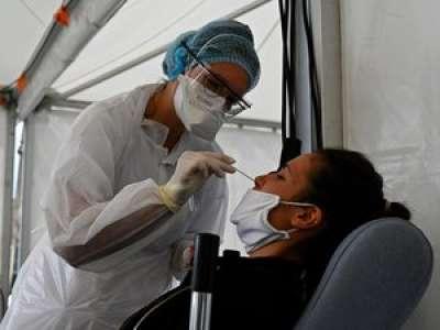 Covid-19: des tests salivaires virologiques début octobre