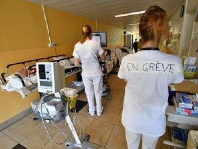 DIRECT. Coronavirus : épuisés, les soignants de l'hôpital appelés à la grève ce jeudi