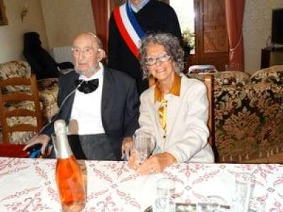 Espezel. Aude : il se marie à 102 ans avec une épouse de vingt ans sa cadette