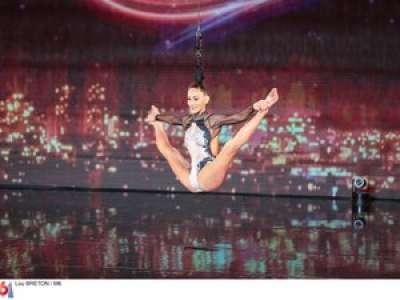 Elle danse suspendue par les cheveux : l'incroyable talent de la Lourdaise Marion Crampe