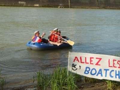 Toulouse-Bordeaux en bateau pneumatique : un périple insolite à découvrir en vidéo