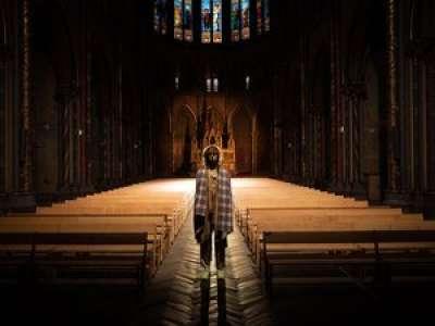 Toulouse : le créateur Pierre-Louis Mascia installe son défilé dans l'église du Gésu pour la fashion week de Milan