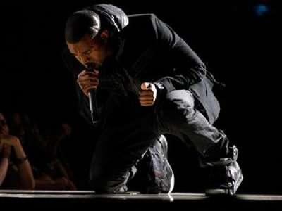 Des baskets du rappeur Kanye West vendues 1,8 million de dollars, un nouveau record