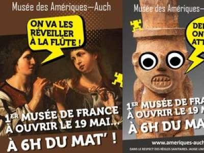 Auch : le musée des Amériques veut être le premier à rouvrir en France