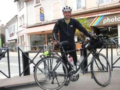 Aveyron : 1000 km de Paris à Montpellier en hommage à son grand-père