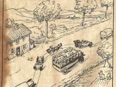 Tarn-et-Garonne : on a retrouvé un Code de la route d'il y a 100 ans