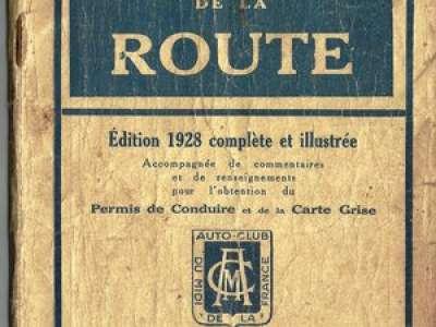 Canals. Il y a 100 ans, les premiers codes de la route