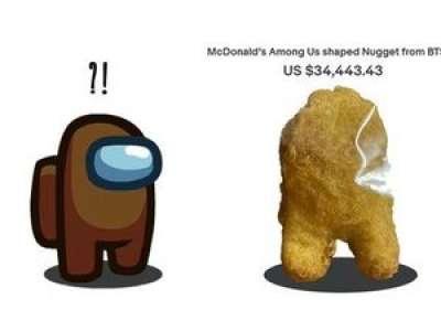 États-Unis : un nugget vendu aux enchères... 100.000 dollars