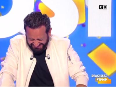 VIDEO. TPMP : Cyril Hanouna pris d'un fou rire alors que Francis Lalanne évoque la mort de Léo Ferré