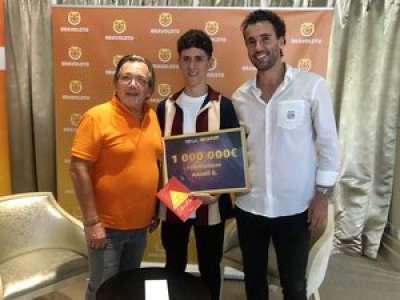 Qui est Amaël, ce Lot-et-Garonnais de 18 ans qui vient de remporter un million d'euros sur Bravoloto ?