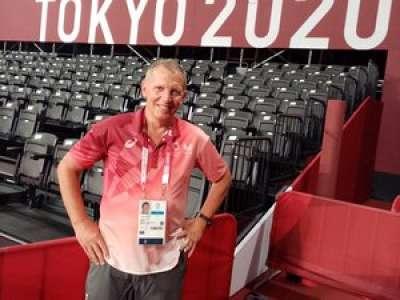 Jeux Olympiques de Tokyo : l'arrivée compliquée d'un arbitre blagnacais