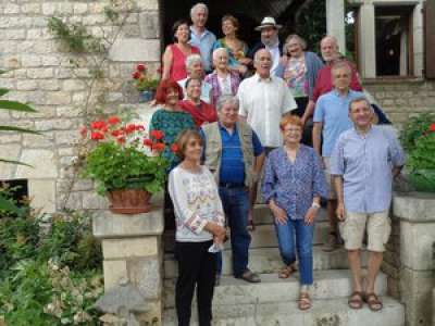 Lot : cinquante ans après leur périple en bus au Sri Lanka, ils se retrouvent à Lalbenque