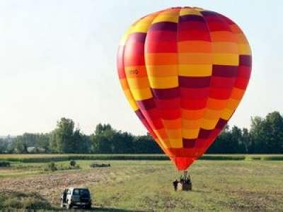 Mirabel. VIDEO. Envolez-vous à bord d'une montgolfière et survolez le Tarn-et-Garonne