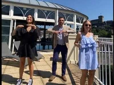 Lourdes : l'hôtel La Solitude fait le buzz avec sa vidéo sur les coulisses de l'hôtellerie au son du tube de l'été
