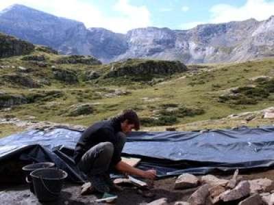 Hautes-Pyrénées: Des habitations millénaires remontent à la surface au cirque de Troumouse
