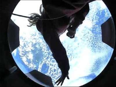EN IMAGES. SpaceX : après trois jours idylliques dans l'espace, les quatre touristes sont revenus sur Terre cette nuit