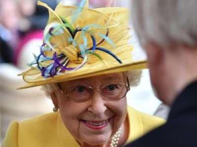 Reine Elizabeth II : l'étrange