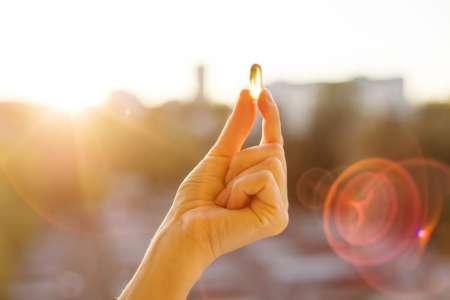 Vitamine D: un dosage recommandé en cas d'infection Covid-19