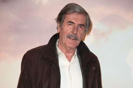 Bernard Menez, hospitalisé dans un