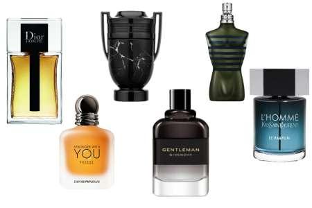 20parfums envoûtants pour homme pour la Saint-Valentin