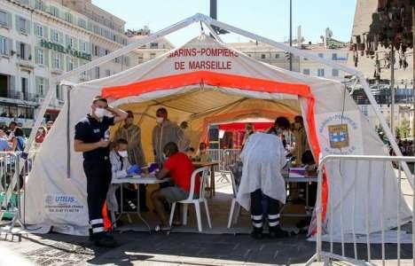 Couvre-feu : L'ensemble de la métropole d'Aix-Marseille est bien concerné