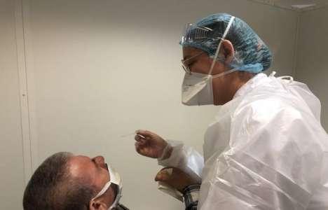 Coronavirus à Nice: Ouverture d'un nouveau centre de dépistage PCR Covid-19