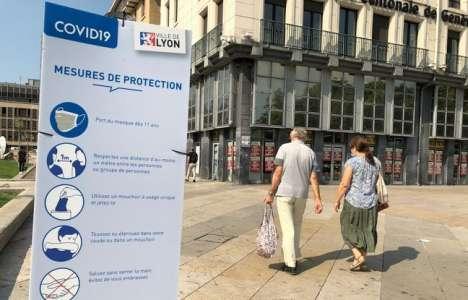 Coronavirus à Lyon: Contaminations, nouvelles restrictions dans la métropole… Que retenir des annonces du préfet?