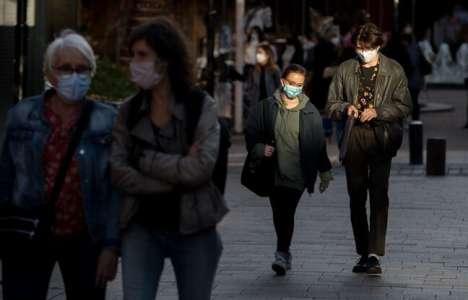 Coronavirus : Record de contaminations ce mercredi, de nouvelles restrictions détaillées demain, annonce Macron