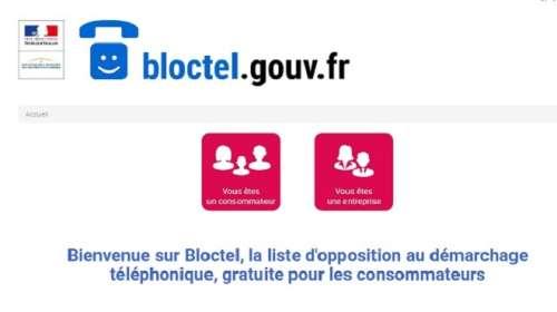 Bloctel.gouv.fr : Comment s'inscrire à ce service anti-démarchage téléphonique
