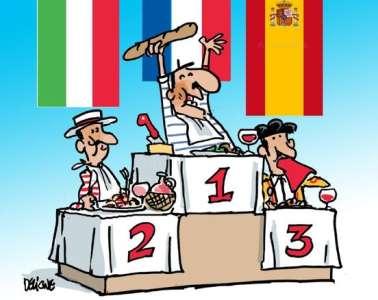 Art de vivre            Pourquoi les Français sont les champions olympiques du temps passé à table