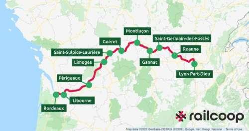 Bordeaux-Lyon : Railcoop a réussi à réunir 1,5 million d'euros et pourra donc être opérateur ferroviaire