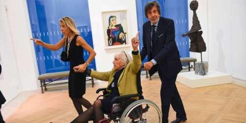 La fille de Picasso cède neuf œuvres du peintre à la France dans le cadre d'un arrangement fiscal