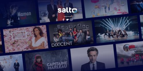 Salto, l'arme anti-Netflix de France TV, TF1 et M6 verra le jour début 2020