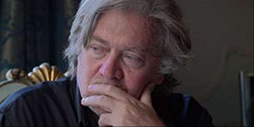 Cinéma: un an dans les pas de «Steve Bannon, le grand manipulateur»