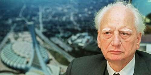 Roger Taillibert, l'architecte du Parc des Princes, àParis, est mort