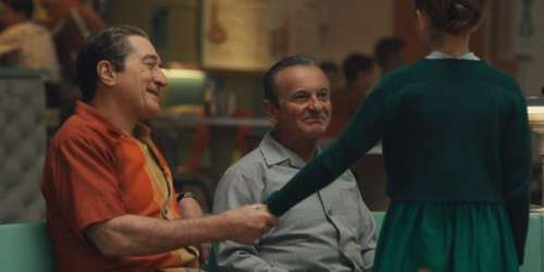 Dans «The Irishman», Martin Scorsese réunit sa famille de Little Italy