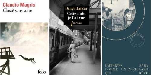 Claudio Magris, Drago Jancar et Umberto Saba sur Trieste: la chronique «poches» de Mathias Enard