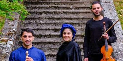 Musiques du monde : aux Abbesses, les passeurs de souffle Sahar Mohammadi, Jasser Haj Youssef et Haig Sarikouyoumdjian