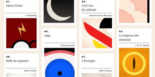 De «Harry Potter» à «Voyage au bout de la nuit», les 101 romans préférés des lecteurs du «Monde»