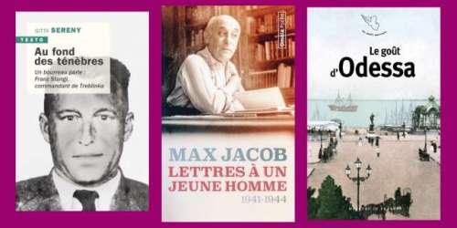 Gitta Sereny, Max Jacob, Odessa: la chronique «poches» de Mathias Enard